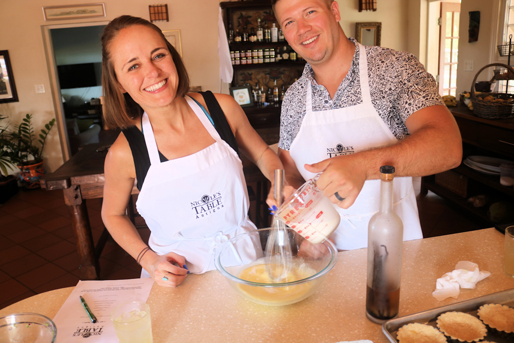 Nicole's Table - Caribbean Cooking Classes!